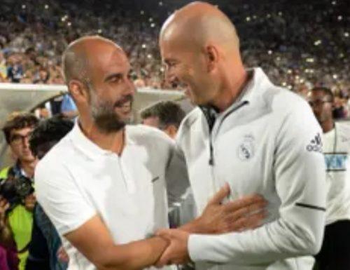 Guardiola o Zidane. A voi la Juve