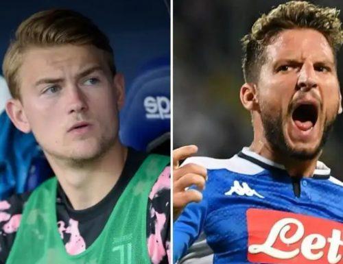 Juventus-Napoli è già iniziata