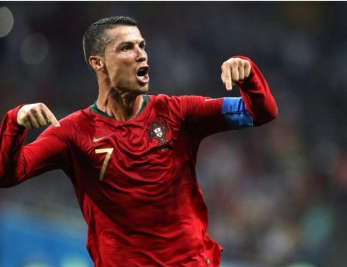 CR7 da record, cala il Poker ed è sempre più Re