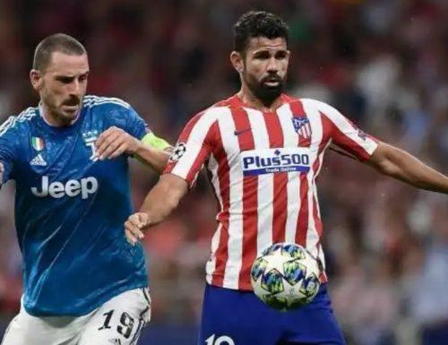Atletico Madrid – Juventus 2-2