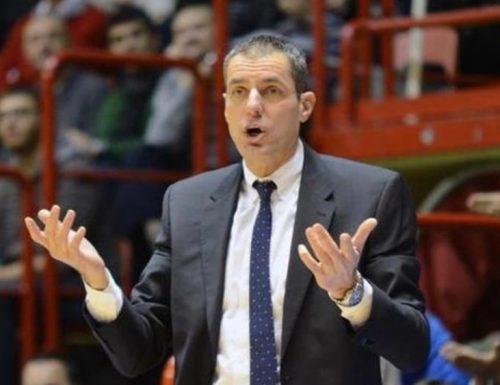 Intervista esclusiva al coach dell'Unieuro Forlì Sandro Dell'Agnello