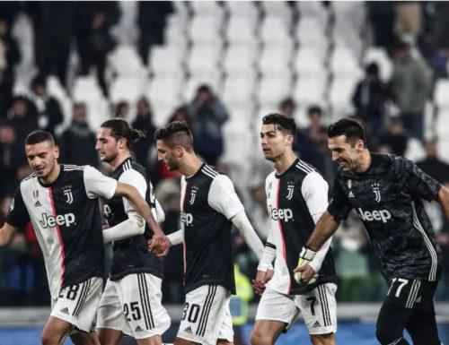 Ronaldo sale in ascensore e porta la Juve in vetta