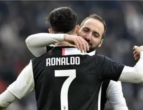 La Juventus cala il poker Ronaldo cala il tris