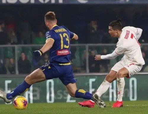 Verona da applausi, Juventus da schiaffi