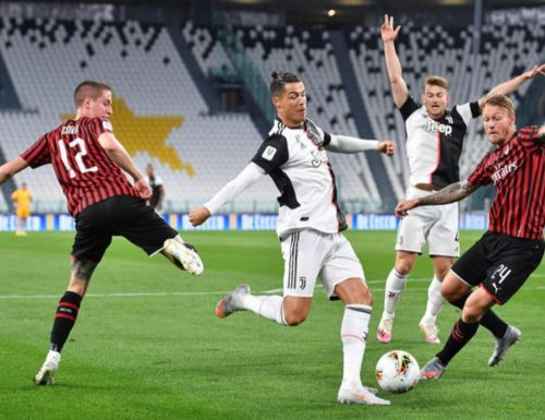 La Juventus è la prima finalista di Coppa Italia