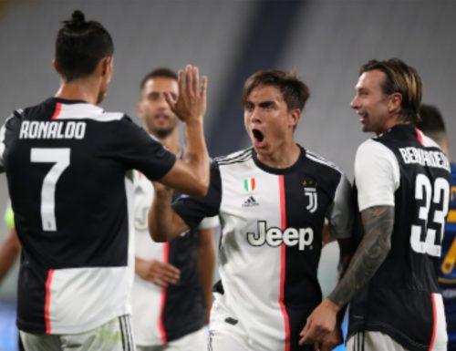 Juventus in grande crescita, Genoa abbattuto