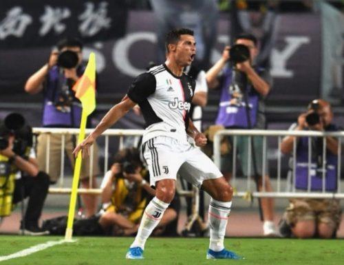 La Juventus può far festa è Campione d'Italia