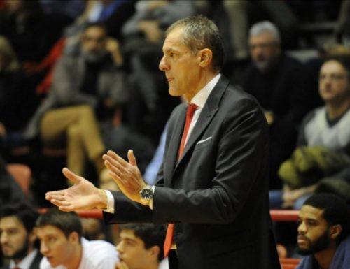 Intervista esclusiva a Sandro Dell'Agnello, coach dell'Unieuro Pallacanestro Forlì 2.015