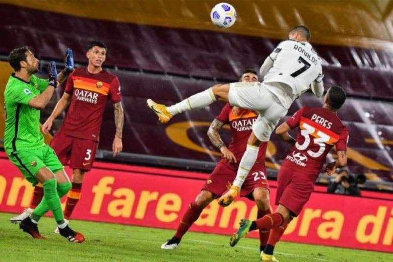 Super Ronaldo salva la Juve