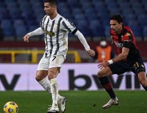 Dybala-Ronaldo e la Juve piega il Genoa