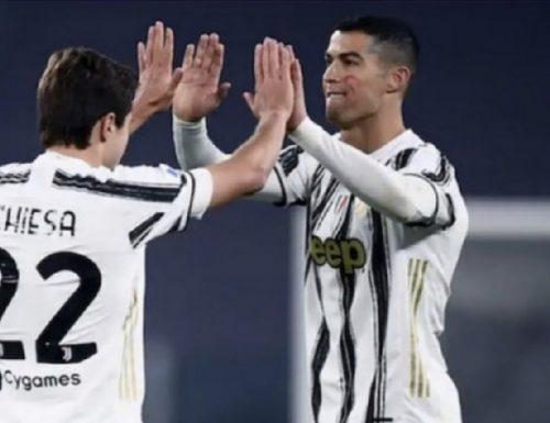 La Juventus riparte con un poker all'Udinese