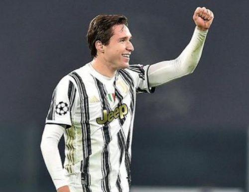 La Juventus con Chiesa vola in Paradiso