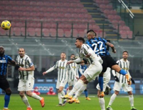 Juventus mai in partita l'Inter vince con merito