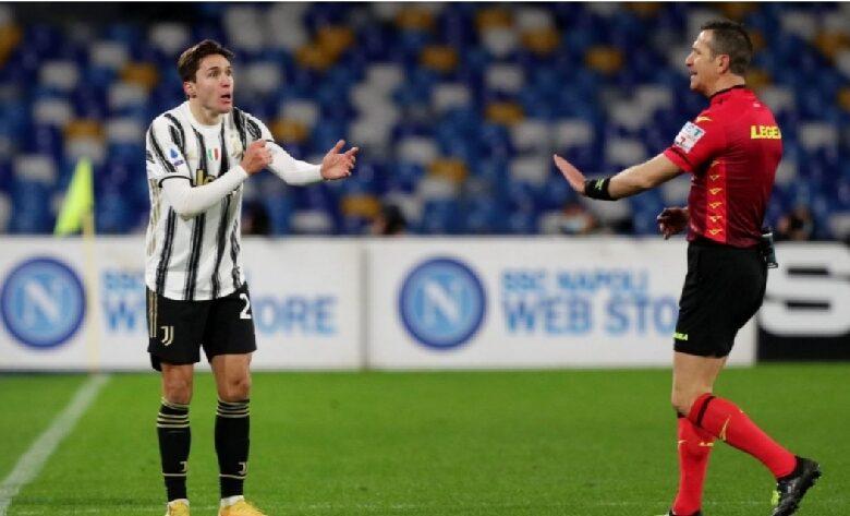 La Juventus cade a Napoli