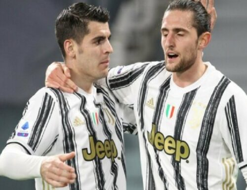 Juventus bella e innaMorata