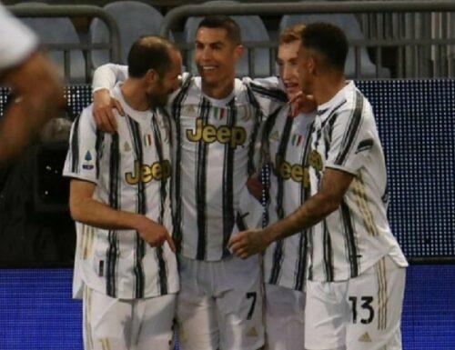 Cristiano Ronaldo schianta il Cagliari e le critiche