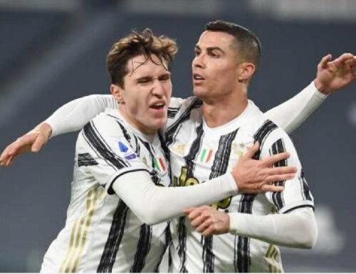 Chiesa-Ronaldo e una Joya infinita
