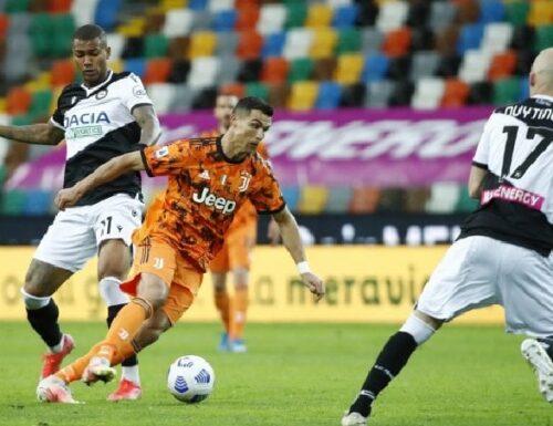 La Juventus ribalta l'Udinese
