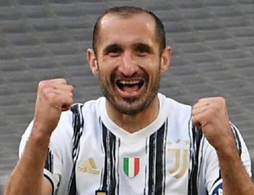 Chiellini e Juventus, il matrimonio continua