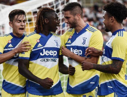 La Juventus non si Spez(z)ia e vince