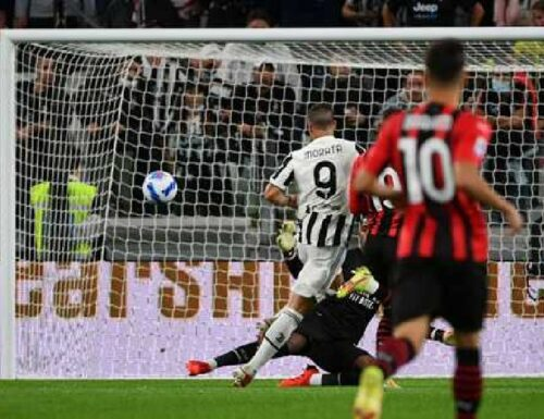 Alla Juventus non basta un ottimo primo tempo
